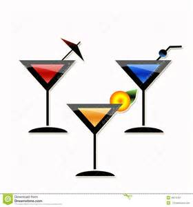 cocktail martini party stock illustration image of
