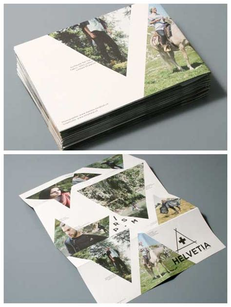 Paper Folds Graphic Design - brochure layout exles 55 inspiring designs to draw