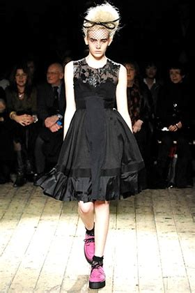 Fashion Week Fall 2007 Nathan Jenden by Creepers Vogue It