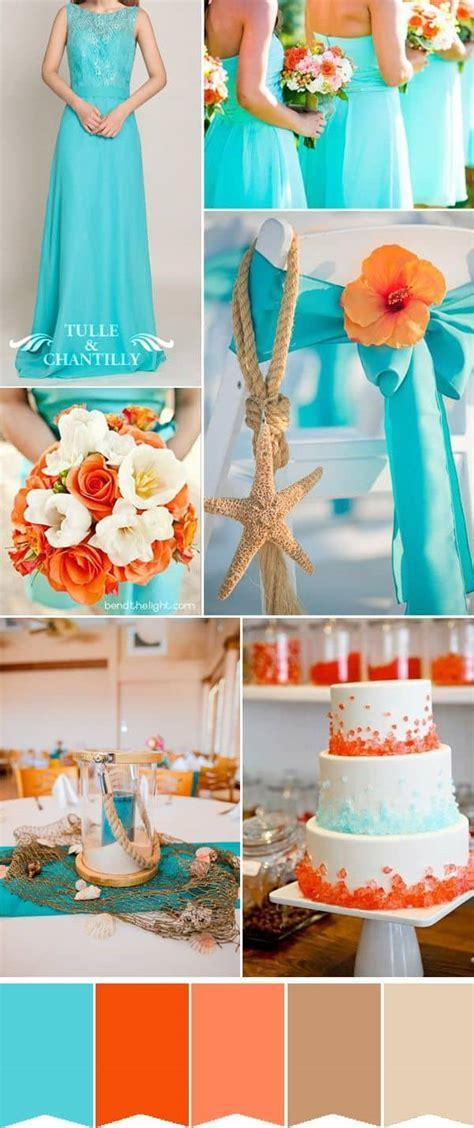 beach wedding colors best photos   Cute Wedding Ideas