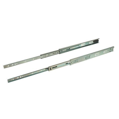 accuride 18 inch drawer slides accuride full extension side mounted drawer slide with