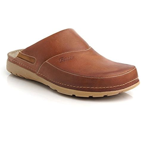 slip on clogs for batz leather mens slip on clogs mules jodyshop