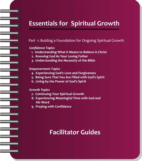 facilitator guide template word essentials for spiritual growth facilitator guide 4gens
