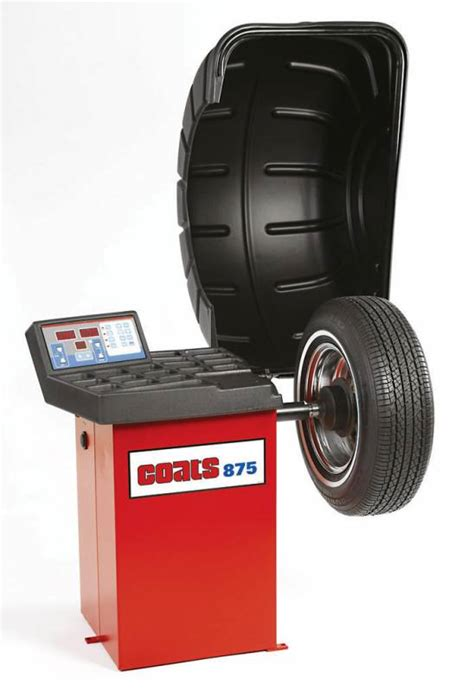 tire balancing ammco coats 875 wheel balancer tire balancing machine