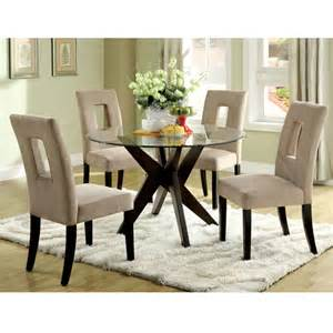 inexpensive round dining table