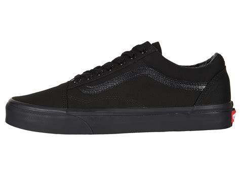 Vans Oldschool C D vans skool classics black black zappos