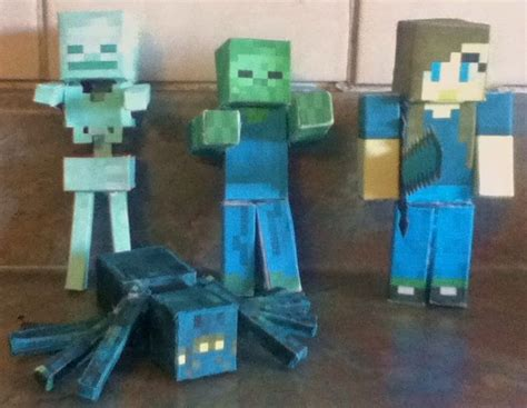 Minecraft Papercraft Items - discover and save creative ideas