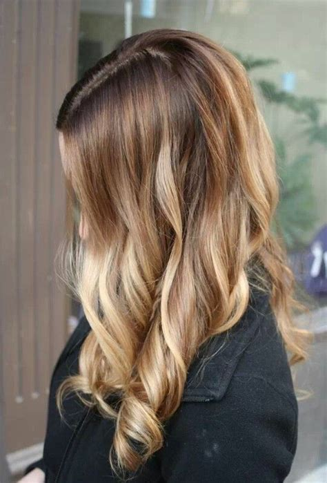 Honey Brown Hair With Blonde Ombre | honey blonde ombre hair pinterest