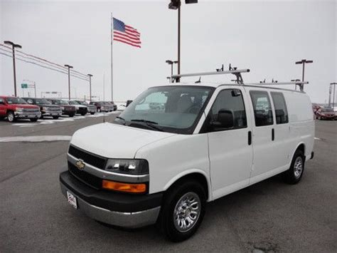 automobile air conditioning service 2011 chevrolet express free book repair manuals find used 2011 chevrolet express 1500 base standard cargo van 4 door 5 3l in saint marys ohio