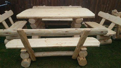 Solid Wood Garden Furniture Sets by New Solid Wood Garden Furniture Sets For Sale Home