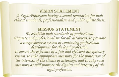 great church mission statements