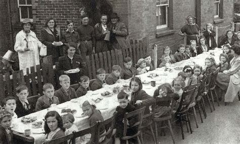 ve day protecting children during ve day east meon east meon