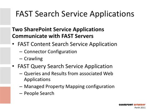 Best Search Service Technical Overview Of Fast Search Server 2010 For Sharepoint Sharep
