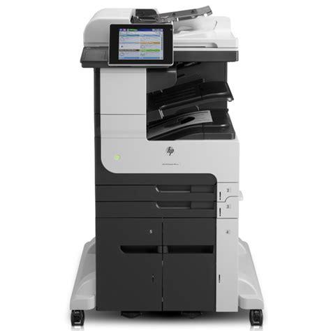 Printer Laserjet A3 Mono Hp Laserjet Enterprise M725z A3 Mono Multifunction Laser Printer Cf069a