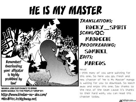 my my master he is my master 11 read he is my master 11 page 1