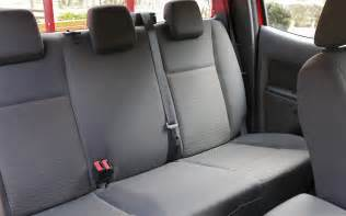 Ford Seats Global Market 2012 Ford Ranger Drive Motor Trend