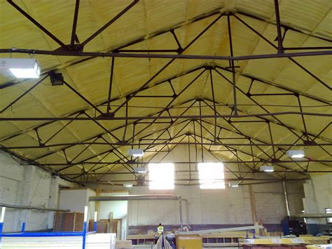 warehouse insulation warehouse ceiling insulation