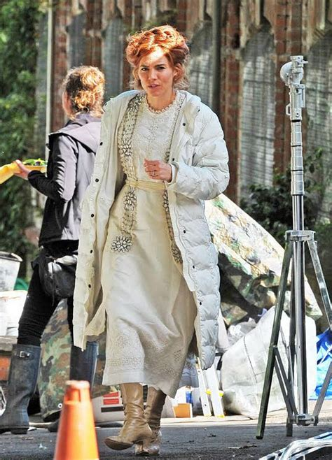 charlie hunnam and sienna miller spotted in botanic charlie hunnam and sienna miller spotted filming for the