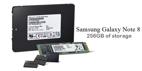 Samsung Note 8 256gb galaxy note 8 may feature 256gb of storage as samsung begins mass production of 256gb v nand
