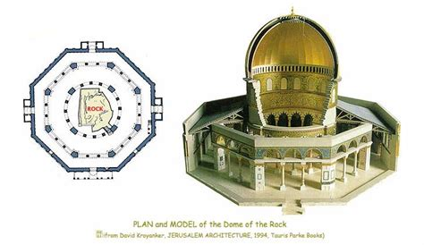 dome of the rock floor plan dome of the rock floor plan islamic art and architecture