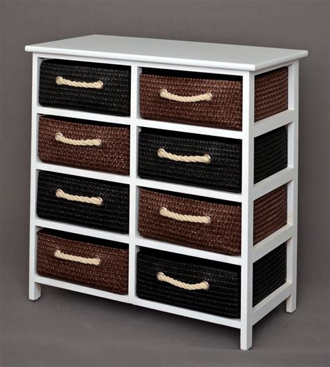 kommode bad kommode schrank bad flur regal 70 cm h 246 he mit 8 k 246 rben