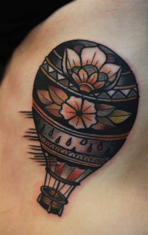 hot ink tattoo 17 best images about air balloon tattoos on