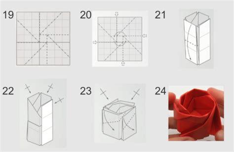 cara membuat origami bunga yang sangat mudah cara membuat origami bunga mawar yang mudah dan mirip