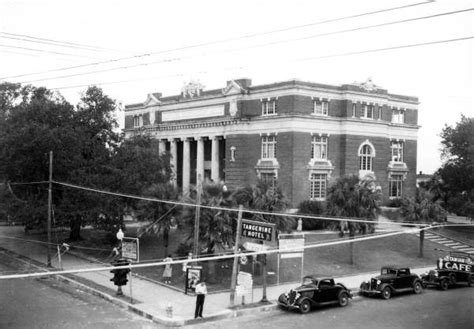 Hernando County Florida Court Records Florida Memory Hernando County Courthouse