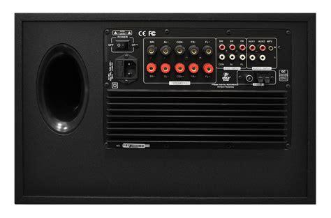 amazoncom  channel surround speaker system