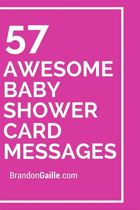Cards For Baby Showers by 57 Awesome Baby Shower Card Messages Cards