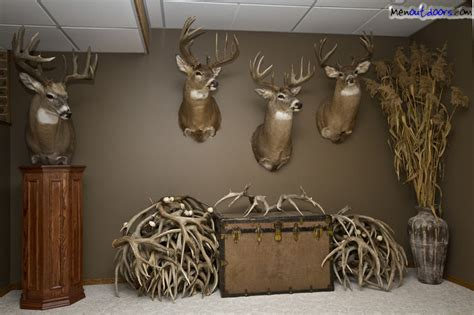 outdoorsman home decor man caves trophy room alberta outdoorsmen forum home