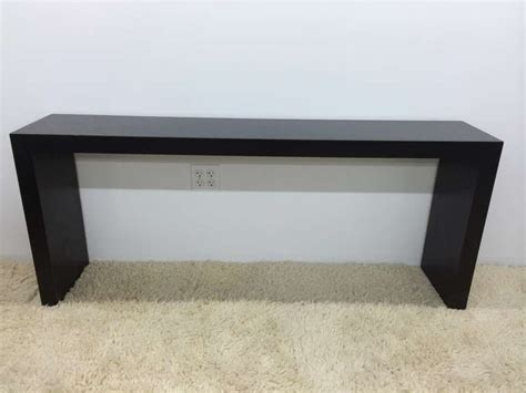parsons sofa table rooms