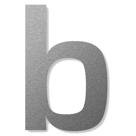 Adhesive House Numbers And Letters - self adhesive house numbers and letters stainless steel
