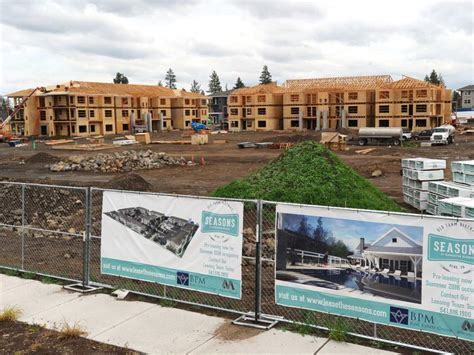 Apartment Complex For Sale Bend Oregon Apartments In Southeast Bend Near Completion Bend Homes