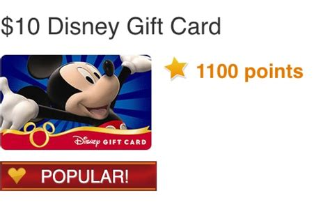 Disney Store Gift Card Walgreens - free disney egift card from disney movie rewards who said nothing in life is free