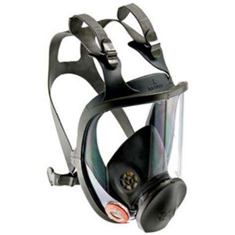 3m 6000 series full facepiece respirator lsh industrial