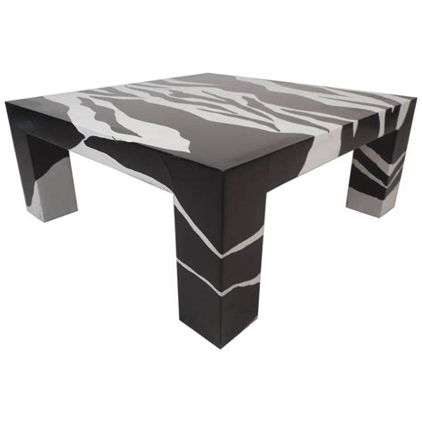Jonathan Adler Coffee Table Contemporary Modern Square Coffee Table By Jonathan Adler For Sale At 1stdibs