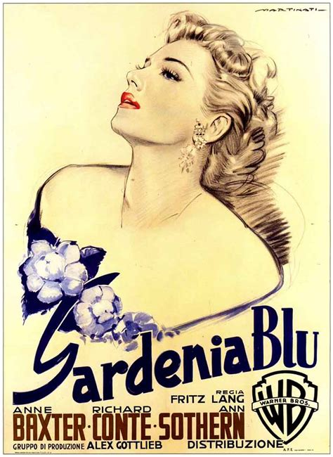 film blue gardenia the blue gardenia 1953