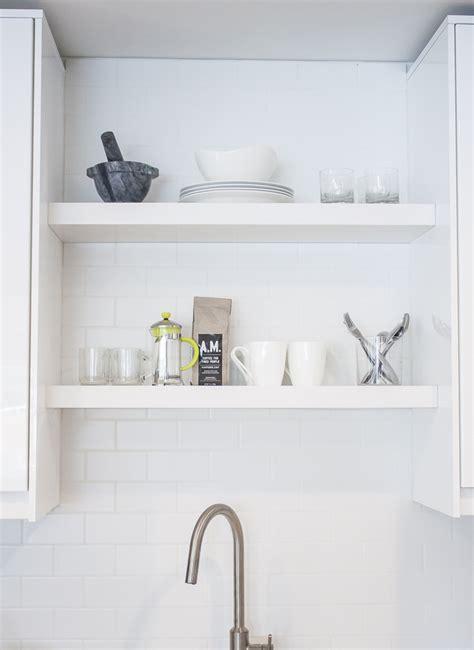 my open kitchen shelves fall nesting the inspired room tips for styling open kitchen shelving kristina lynne