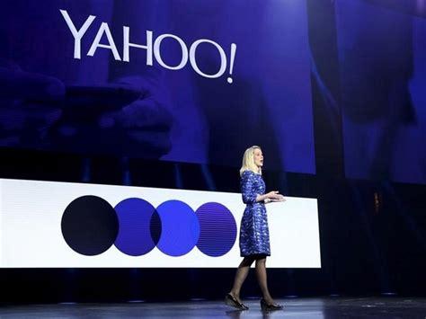 yahoo technews yahoo board said to consider marissa mayer s future sale