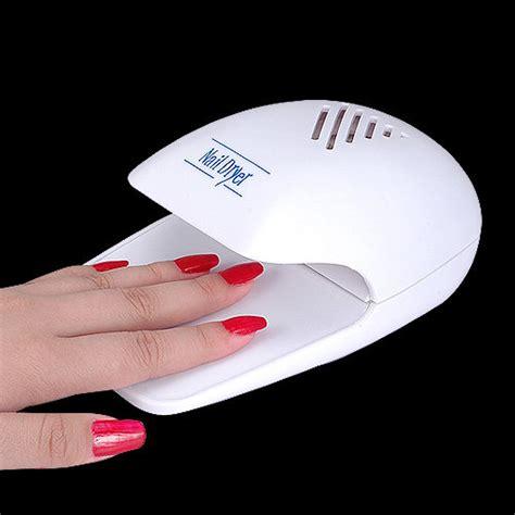 Pengering Cat Kuku nail dryer alat pengering cat kuku portable finger toe nail barang unik kado ulang