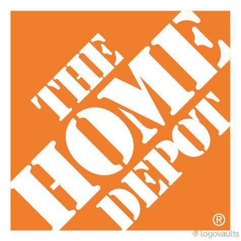 the home depot the home depot logo eps vector logo logovaults com