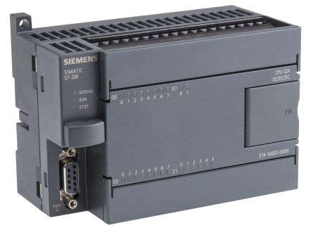 6es7 214 1ad23 0xb0 | siemens s7 200 plc cpu computer