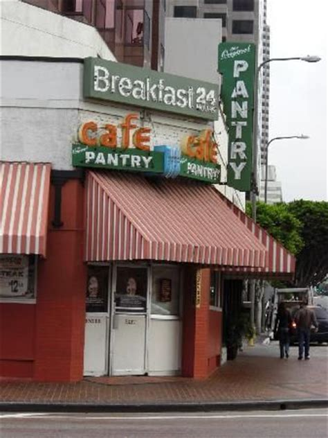 the originals pantry and los angeles on