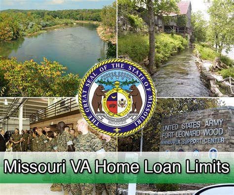 missouri va home loan limits