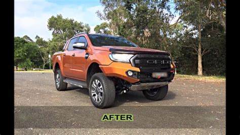 ford fit 4x4 ford ranger kit and fit out