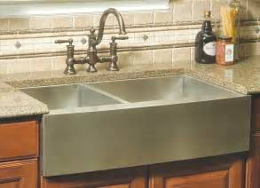 stainless farmhouse kitchen sinks 33 inch stainless steel curved front farm apron 60 40
