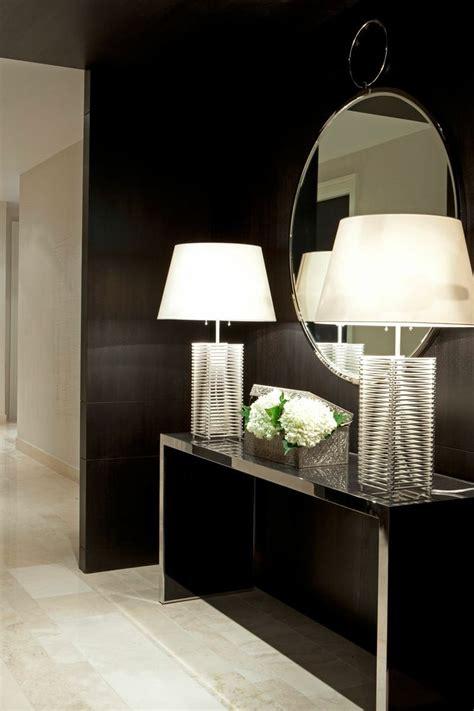 interior table interior inspirations dare to go dark the decorista