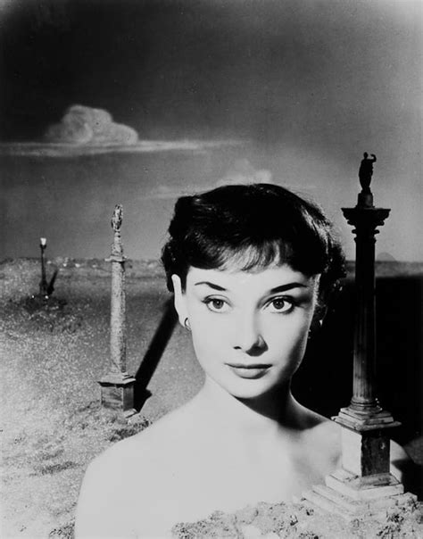 audrey hepburn angus mcbean 17 best images about surrealist photography on pinterest