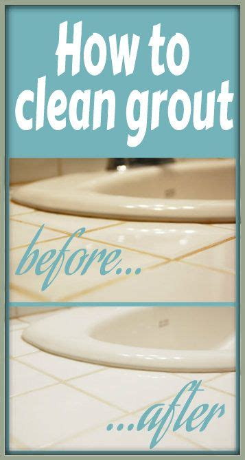how to clean bathroom without chemicals best 25 clean tile grout ideas on pinterest clean grout